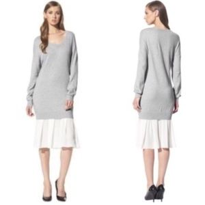 3.1 Phillip Lim for Target Layered Sweater Dress